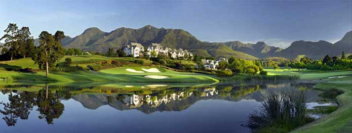 Fancourt golf course and links