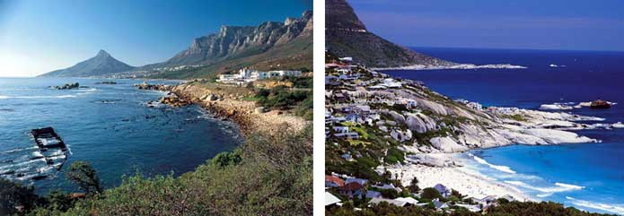 Atlantic Seaboard and Llandudno