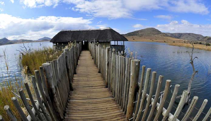 Lake Mankwe Hide - Pilanesberg