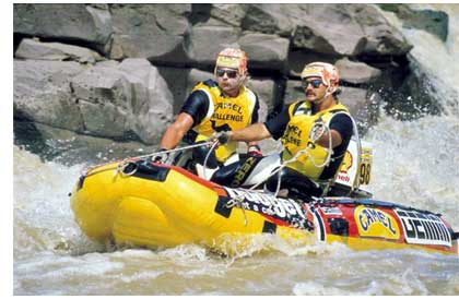 Tugela River Raft Race