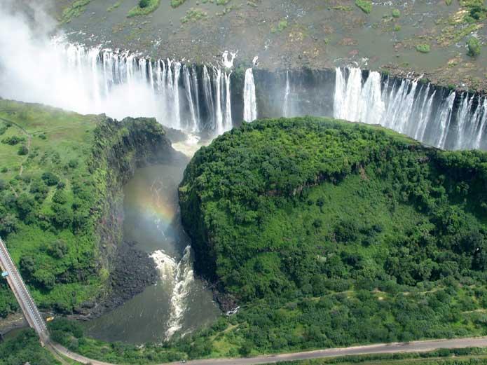 Zambia Travel Victoria Falls Zambezi River And Luangwa