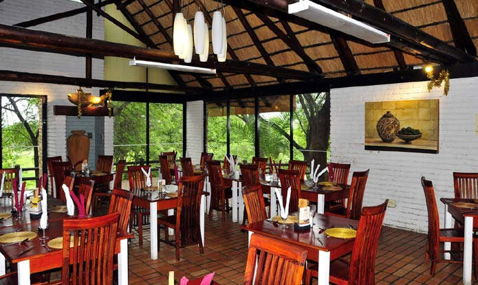 Berg-en-Dal Camp Restaurant