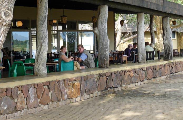 Kruger Letaba Restaurant