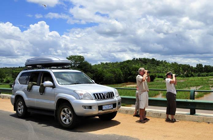 Olifants River Bridge, Kruger Park