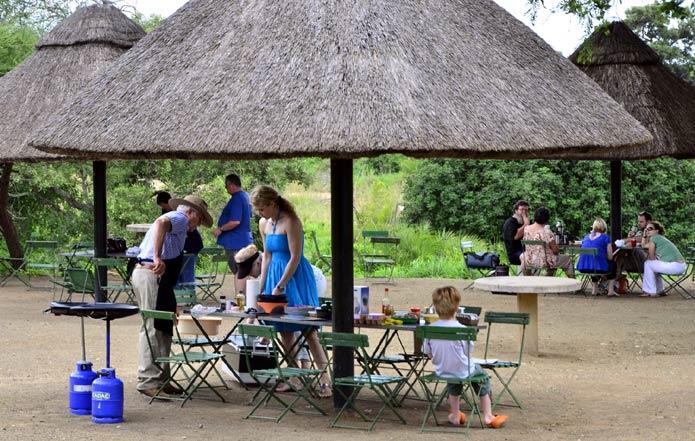 Kruger National Park - picnic site