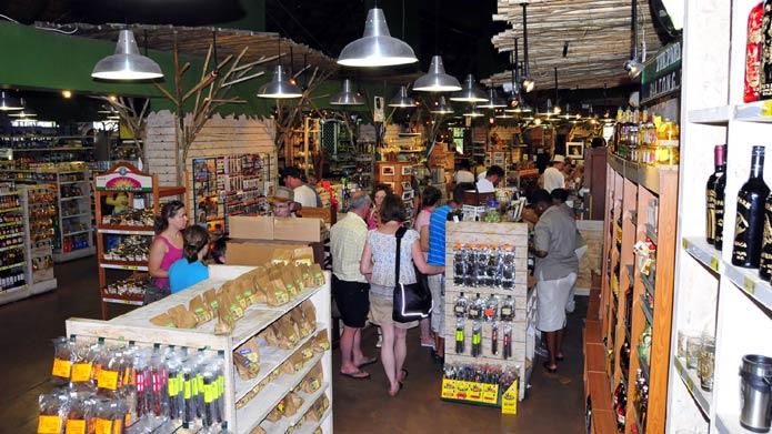 National Park's Skukuza Shop