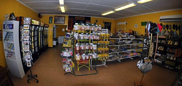 National Parks Punda Maria Shop