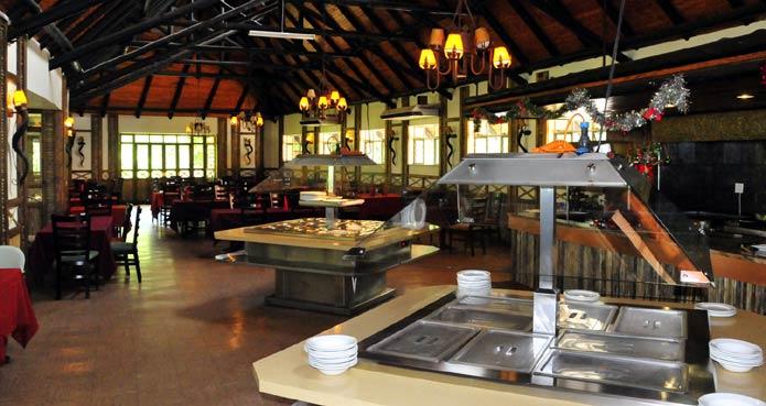 Satara Camp Restaurant